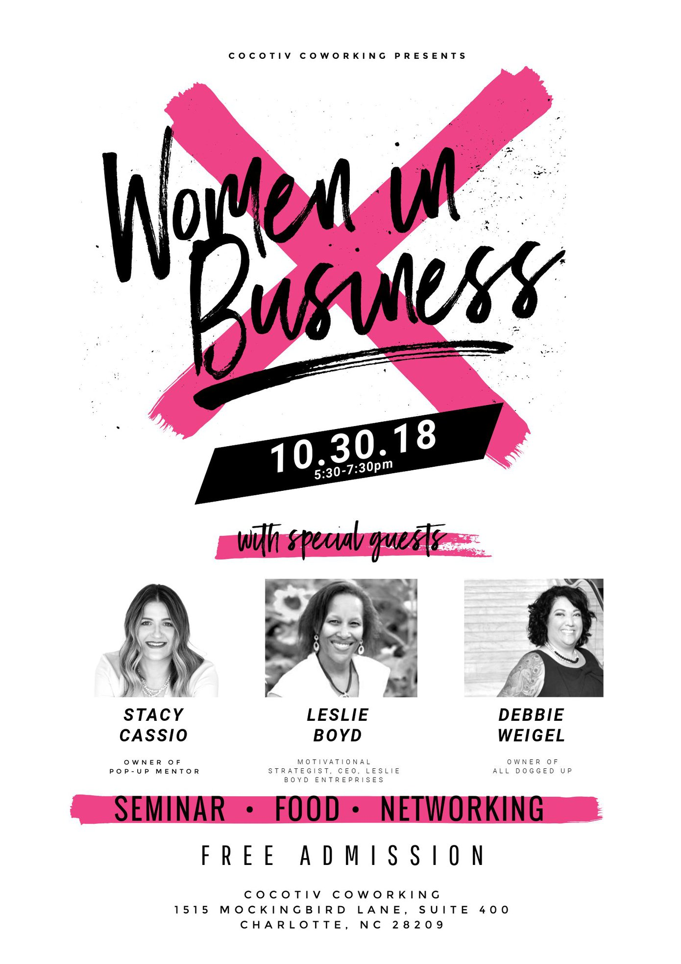 Women in Business Series