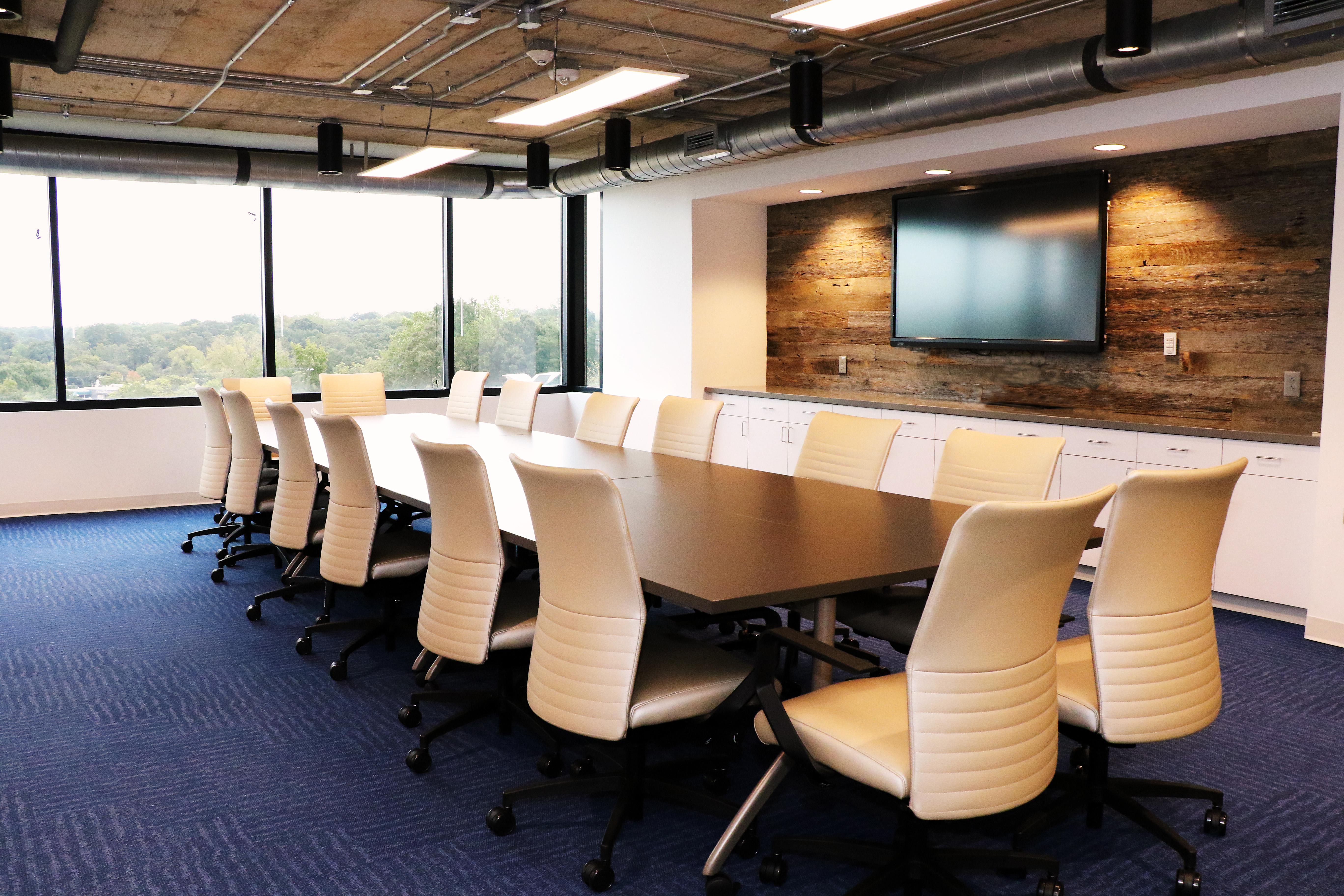 bank ozk boardroom
