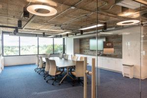 executive board room at cocotiv