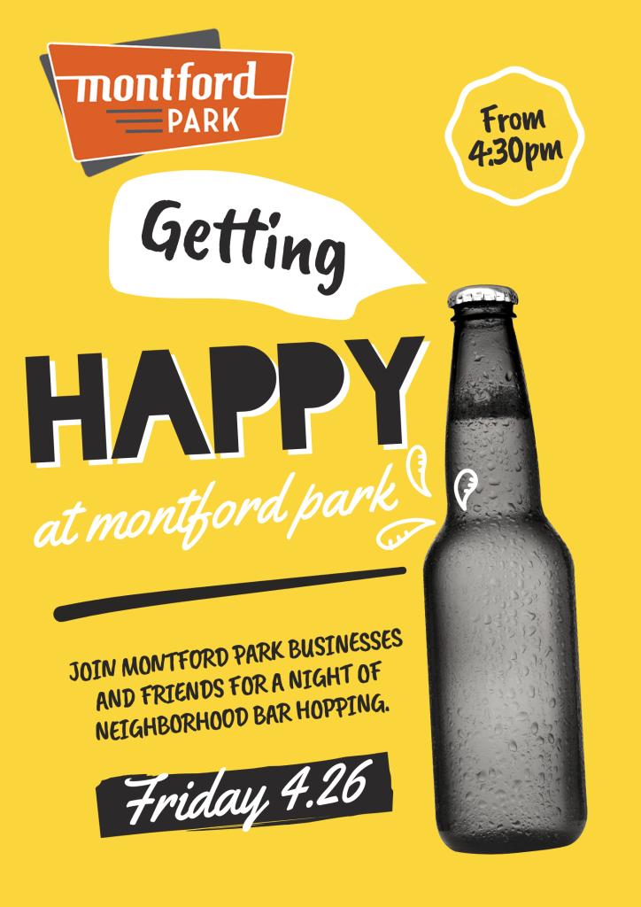 Montford Park Bar Crawl