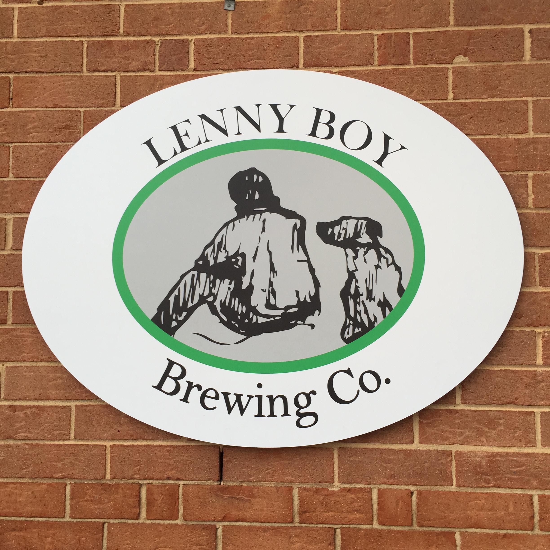 Lenny Boy Kombucha On Tap