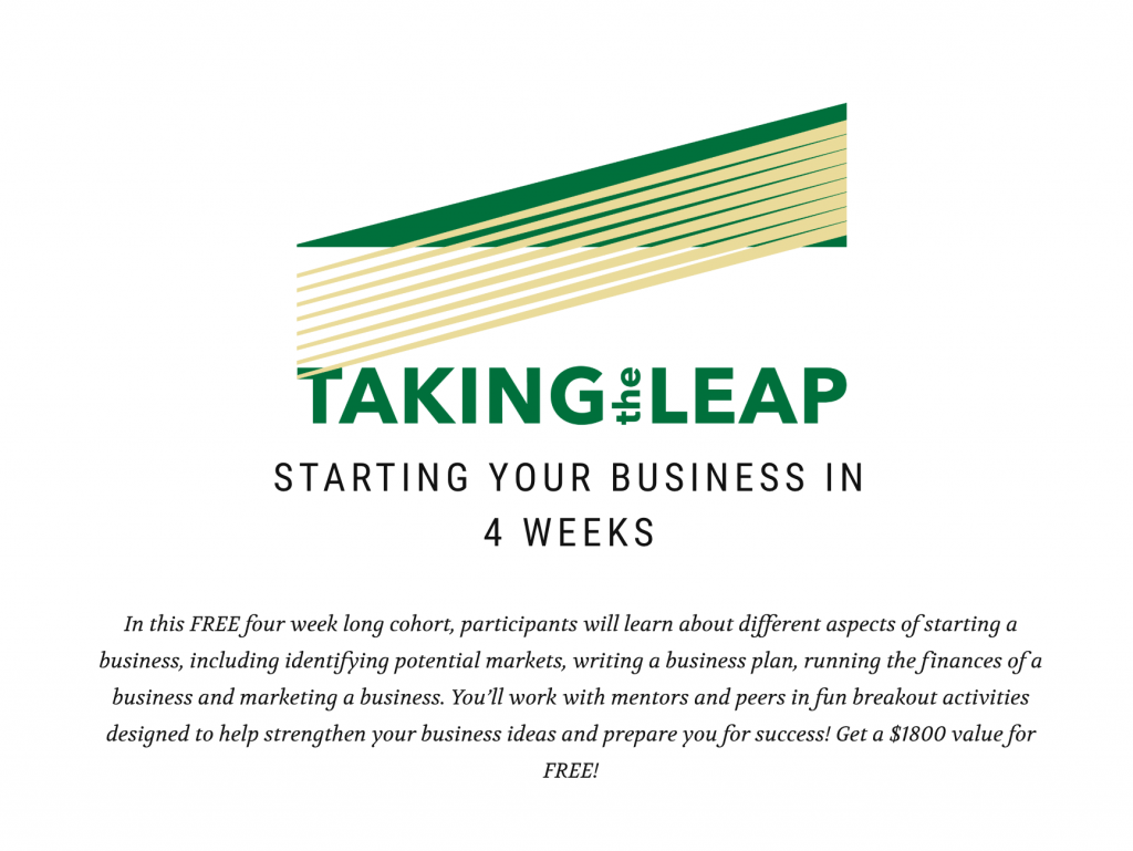 taking the leap information