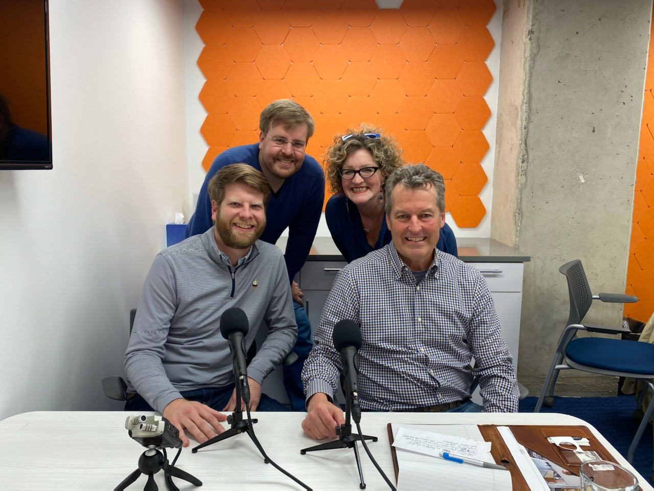 CoCoTiv Coworking Podcast: CoTivation Series Ep. 1