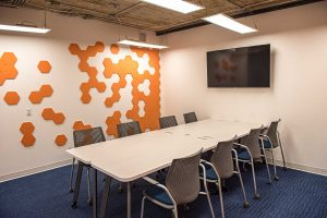 shared office space conference room