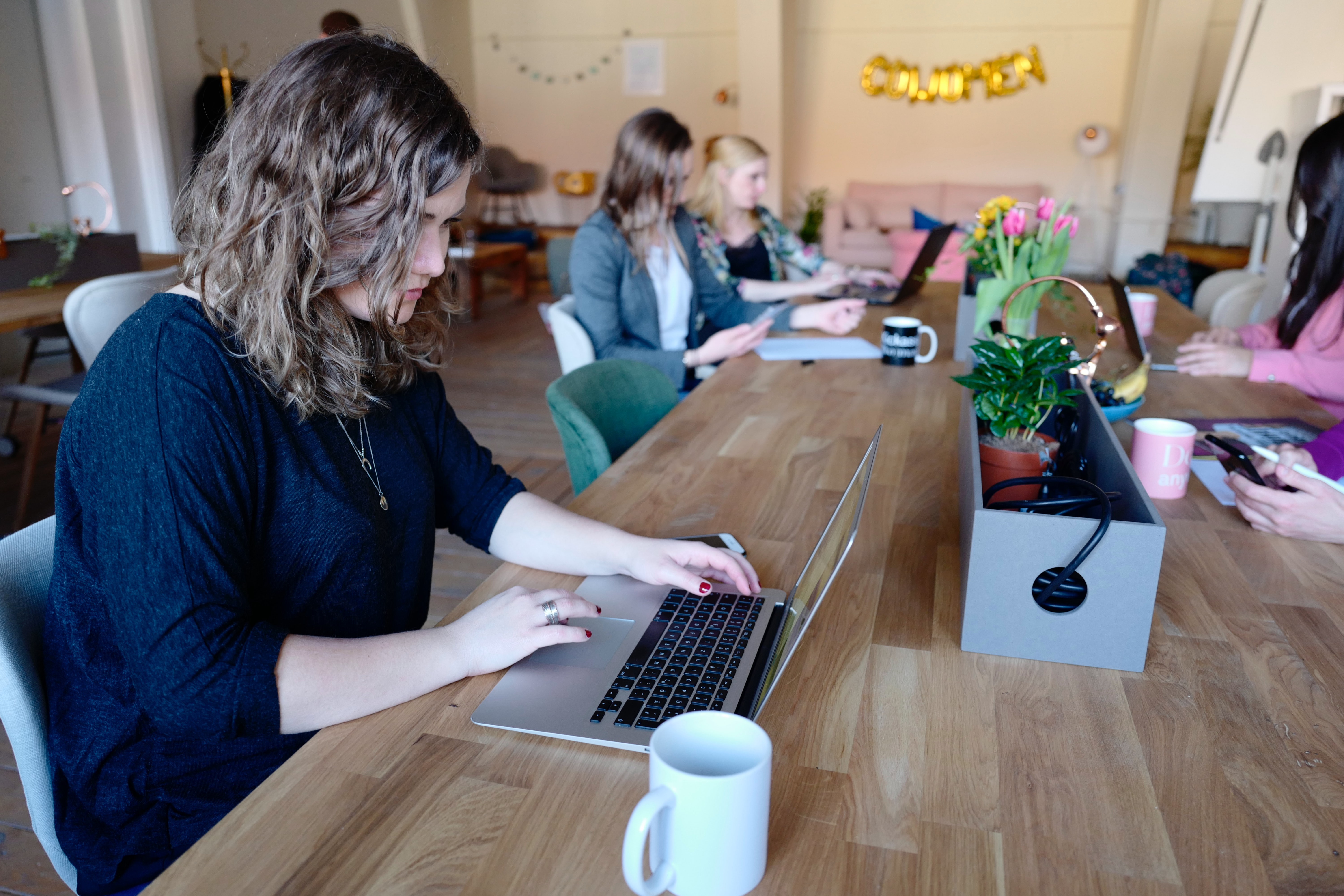 How Using a Coworking Space Can Positively Impact Your Work