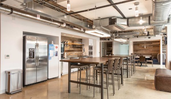 flexible workspace at cocotiv